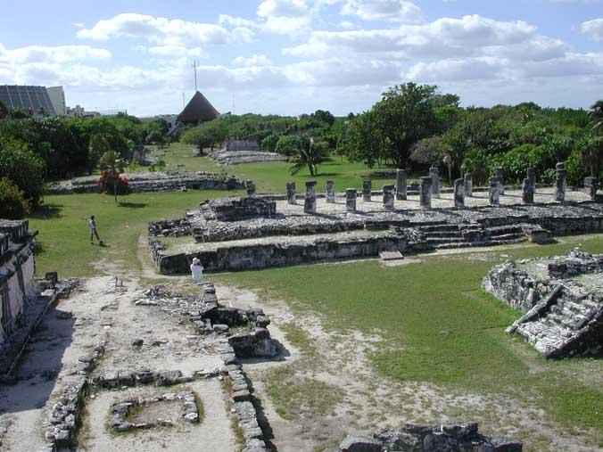 Древний город El Meco