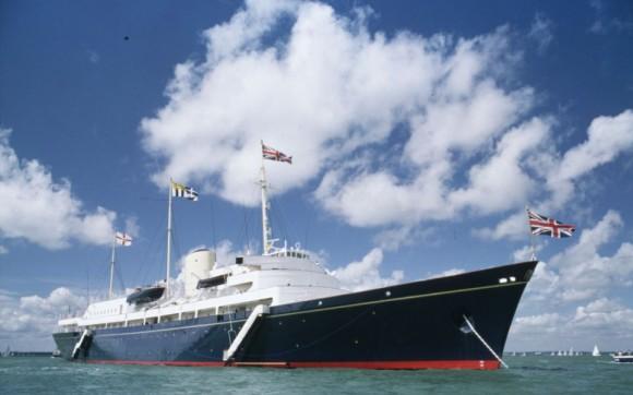 Яхта « Британия».