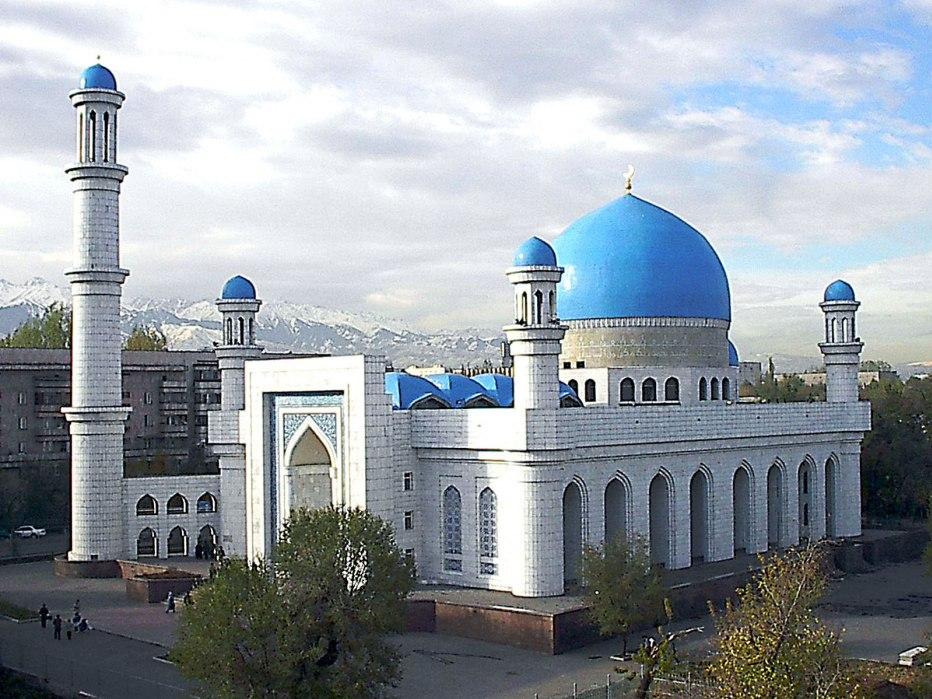 это мечеть Аль-Харам