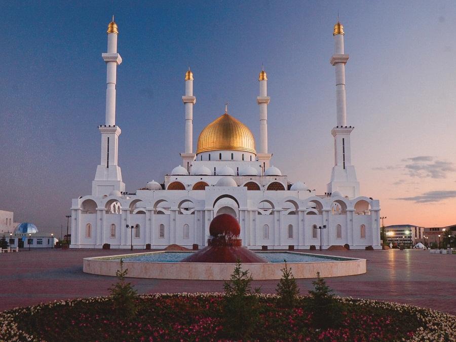 Mosque-Nur-Astana