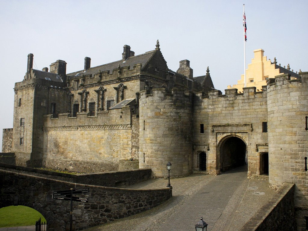 Замок Стерлинг.