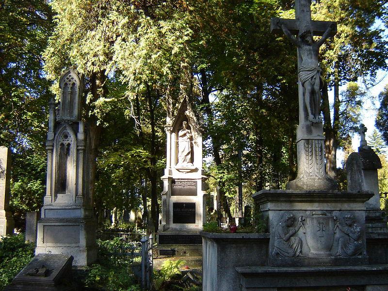 Лычаковское кладбище города